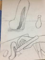 Heels! I love to sketch 'em